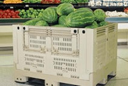 ShuttleBin - Cajones Agrícolas de Plástico para la Cosecha a California (CA), Kentucky (KY), Washington (WA), México y el Resto del Mundo