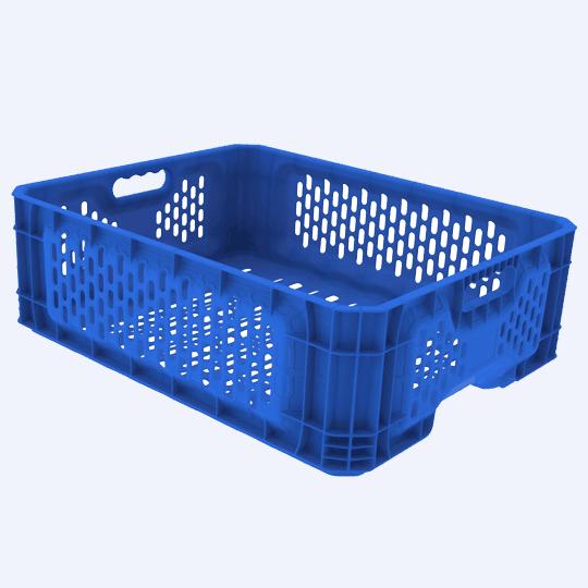 MacroTote - Cajas Agrícolas de Plástico para la Cosecha a California (CA), Kentucky (KY), Washington (WA), México y el Resto del Mundo