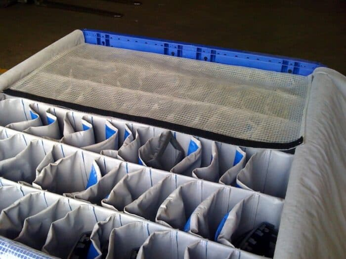 IsoBin open dunnage